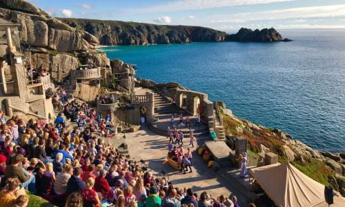 'We're delighted!' England's outdoor theatres prepare to open