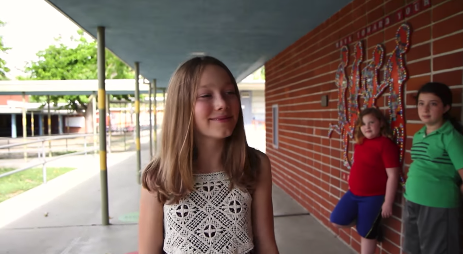 A teen made a video challenging gender stereotypes — with a twist — and it's gone viral. (Photo: Youtube/Ella Fields)