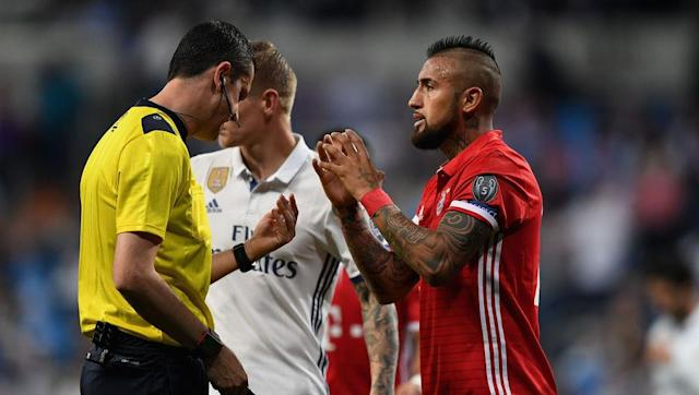 <p>Despite one of the most entertaining ties in years, all the talk will be about the litter of controversial decisions that will leave a sour taste in the mouths of Bayern fans and neutrals.</p> <br><p>Two offside goals, both scored by Ronaldo, and an incorrect second yellow card for Vidal left the German giants without a hope of qualification.</p> <br><p>The offside goals in particular are things which can be easily solved with video technology and it simply must be introduced so that another fantastically competitive game of such magnitude is not decided by incorrect decisions.</p>