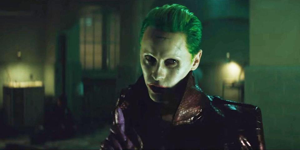 Jared Leto's Joker did not win him an Oscar (credit: Warner Brothers)