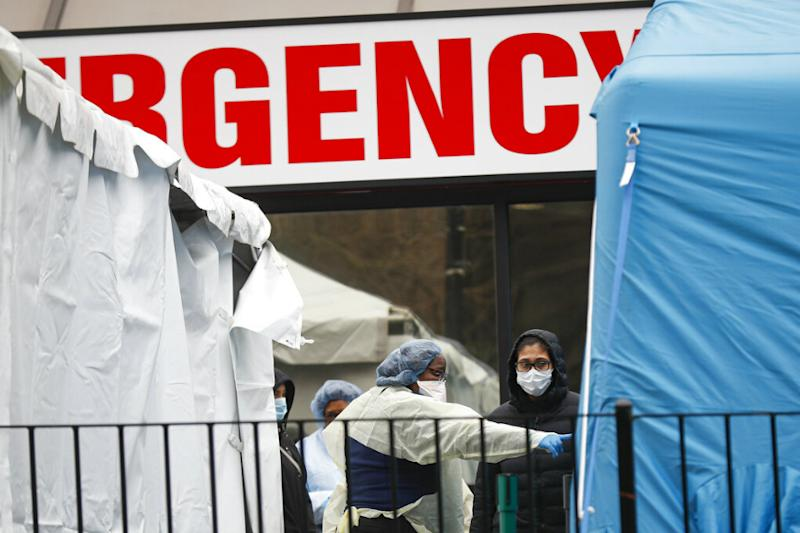 'Being Sent to Slaughter': Nurses Die, Doctors Fall Sick and Panic Rises on Coronavirus Front Lines in US