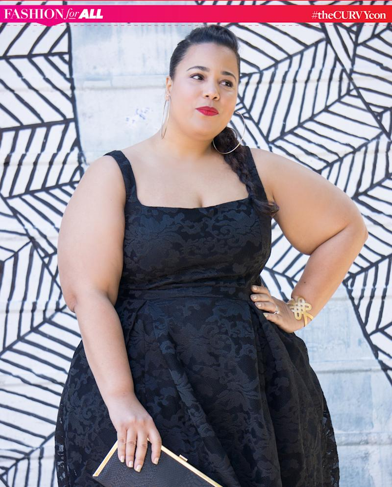 Chastity Garner is a co-founder of theCURVYcon, the body-positive conference <a href=