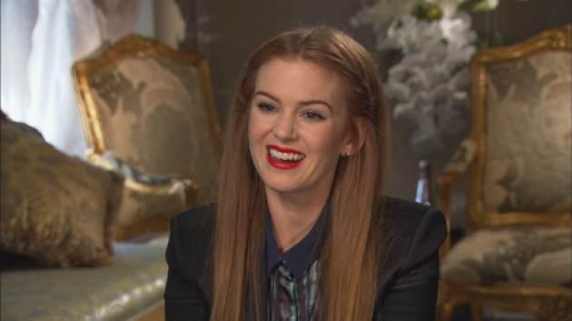 Isla Fisher chats with Access Hollywood at 'The Great Gatsby' junket -- Access Hollywood