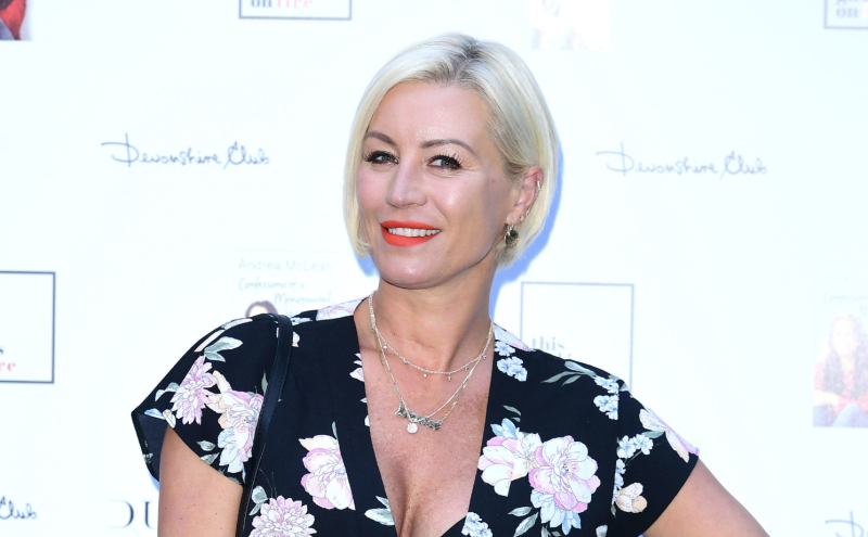 Denise Van Outen (Credit: AP)