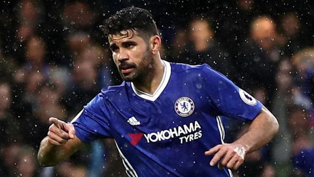 <p><strong>Team Goals: </strong>57</p> <p><strong>Costa's Goals: </strong>17</p> <br><p>Diego Costa has returned to the kind of form this season that saw him win a Premier League title with Chelsea in his debut campaign in 2014/15. A mid-season fall-out with Antonio Conte over a potential move to China threatened to ruin that, but he's now back on track.</p>