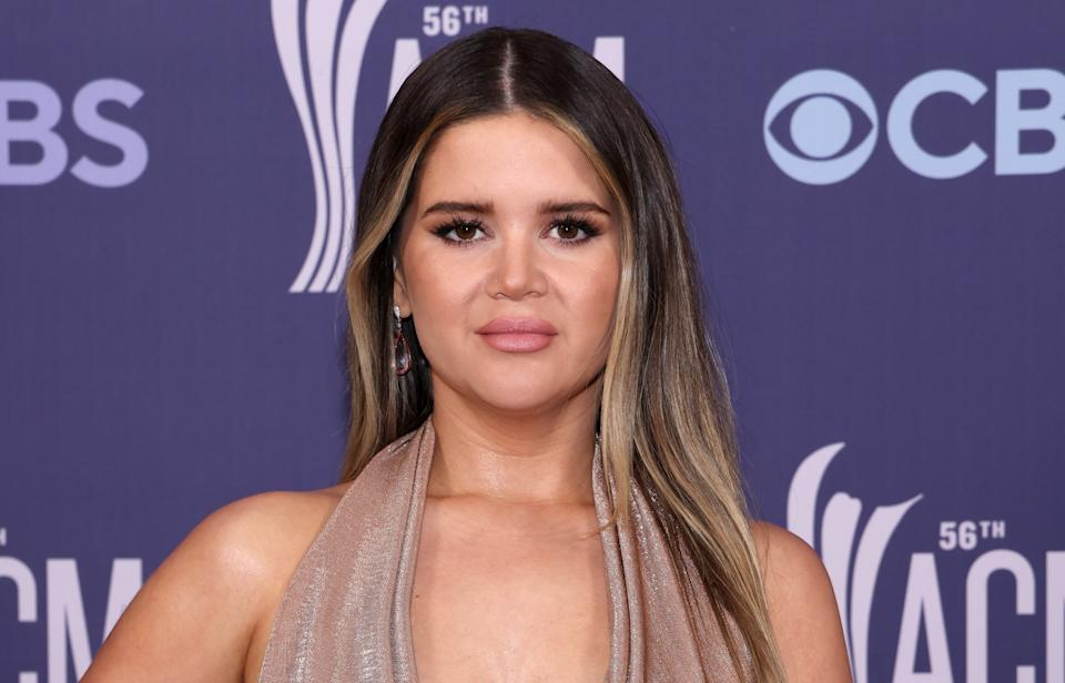 Maren Morris talked about the pressure to