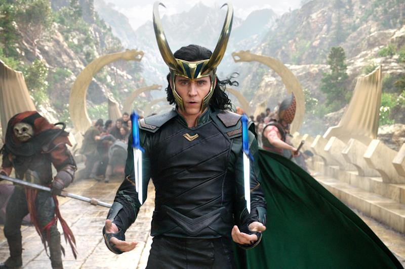 Tom Hiddleston reveals Disney+ Loki series is about Avengers-era Loki