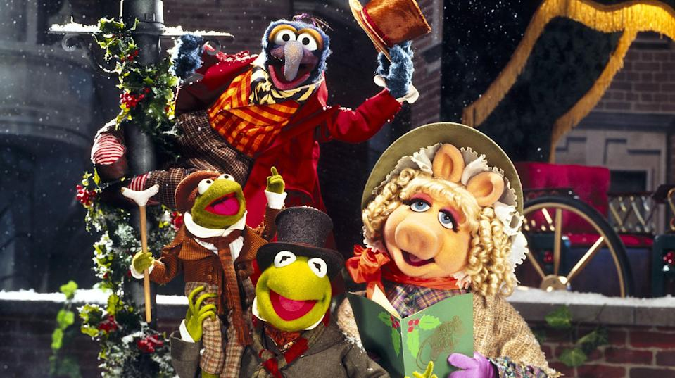 The Muppets (Credit: Disney)