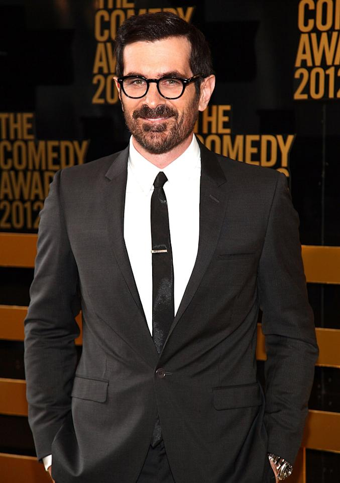 Ty Burrell attends The Comedy Awards 2012 at Hammerstein Ballroom on April 28, 2012 in New York City.