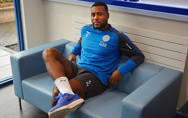 """Wes Morgan can still remember the acute feeling of desolation when he was rejected by Notts County at the age of 15. His dreams of becoming a professional footballer apparently in ruins, he went back to college to continue a business studies degree, and to contemplate an uncertain future. But as Leicester City's captain prepares to face Chelsea in Sunday's FA Cup quarter-final, Morgan's career is testament to the powers of perseverance. He played a leading role in Claudio Ranieri's fairy tale by winning the Premier League title, has played in a Champions League quarter-final - after they did what Manchester United could not, and beat Sevilla in the round of 16 - and is now closing in on 700 career appearances. """"I often speak to young kids trying to make their way into the professional game and tell my story. I think it's a story that inspires people and tells you never to give up,"""" he says. """"Young lads can be low on confidence, unsure on how things are going to work out but you have to keep going to follow your dreams. """"I never thought I'd be in the Premier League when I was released by Notts County. They only offered two YTS contracts and I was the odd one out. I thought that was it, done and dusted for me, and semi-pro would be the best I could get. Morgan played an integral part in the least likely Premier League title win of all time Credit: afp """"I was playing for a load of teams with my mates on Saturdays and Sundays, a young lad playing in an adult's league. Fortunately I got the opportunity to have trials at Nottingham Forest and that's where it all began. """"Now I'm sitting here as a Premier League winner and that's a magnificent achievement, considering where I came from. I don't think I'll truly digest it all until I've finished my career."""" Morgan's story is indeed remarkable, and a stirring rags-to-riches tale that has been less documented than more eminent team-mates such as Jamie Vardy and Riyad Mahrez. He moved to Leicester from Nottingham Forest in Janu"""