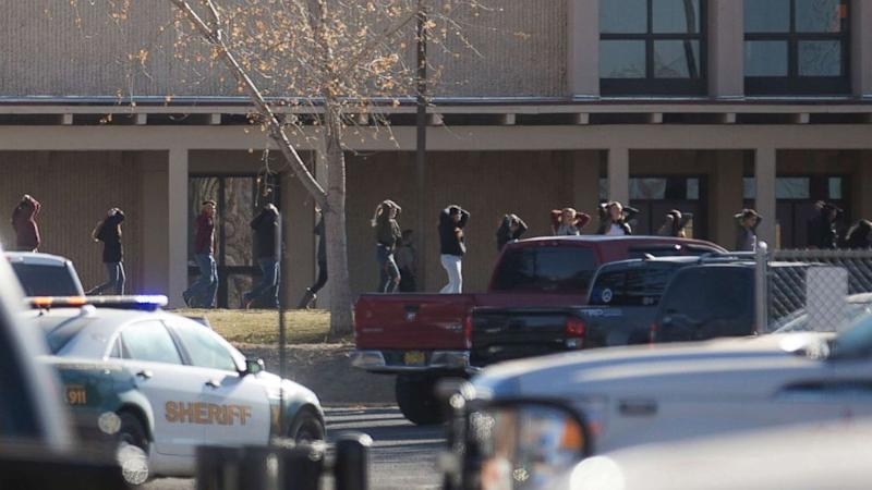 New Details Emerge About the Aztec High School Shooter