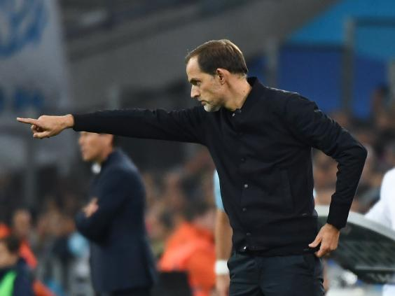 Thomas Tuchel has extended his stay in Paris (AFP/Getty Images)