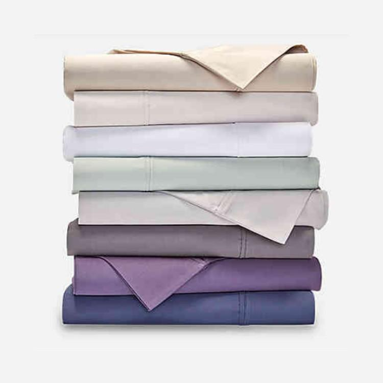 A sturdy set of sheets is a must have for any dorm room. (Photo: Bed Bath and Beyond)