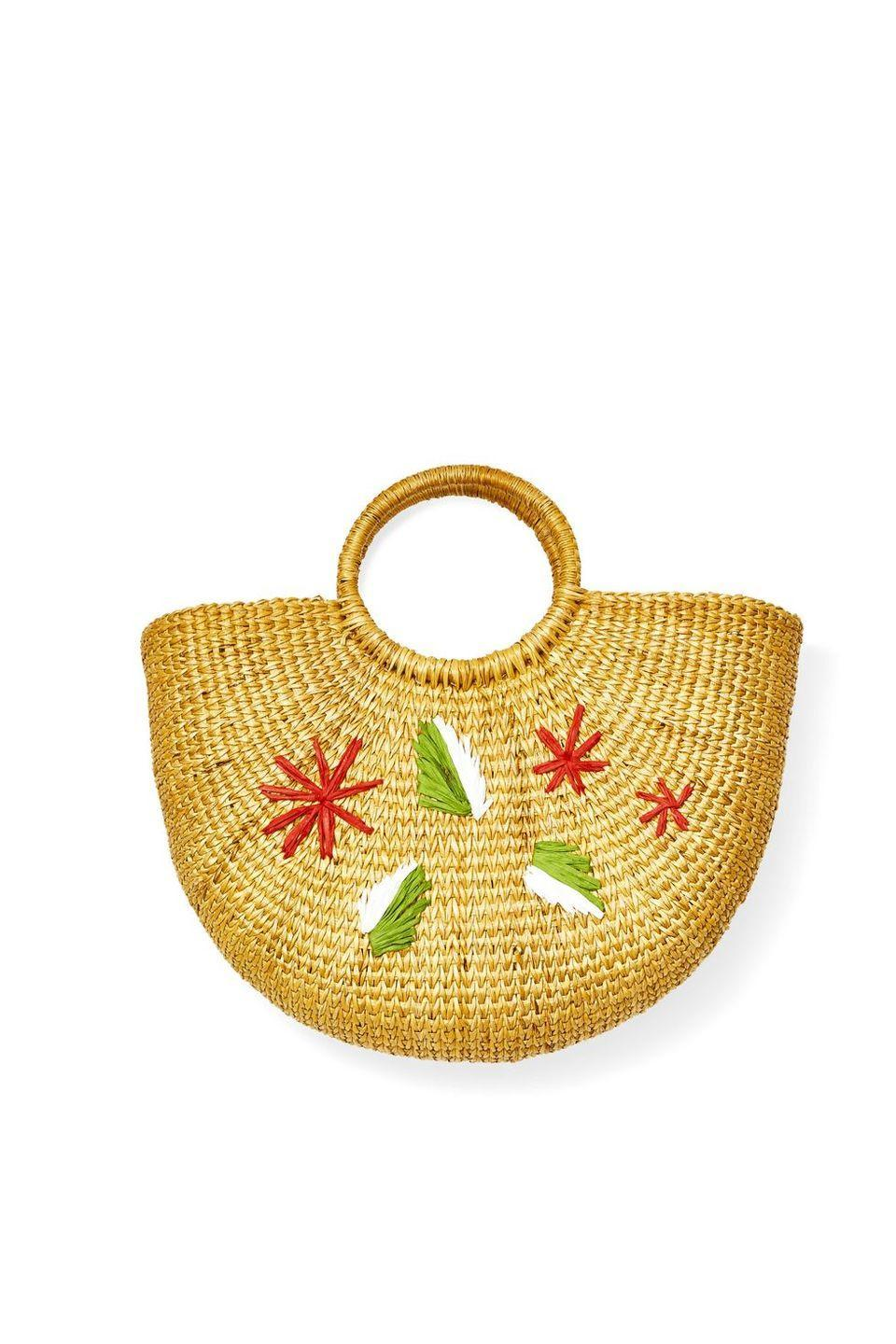 """<p>If your mom is a purse-lover, customize a summery raffia bag with this fun craft. </p><p><strong><em><a href=""""https://www.womansday.com/life/g2913/easy-spring-crafts/?slide=2"""" rel=""""nofollow noopener"""" target=""""_blank"""" data-ylk=""""slk:Get the Raffia Bag tutorial"""" class=""""link rapid-noclick-resp"""">Get the Raffia Bag tutorial</a>. </em></strong> </p>"""