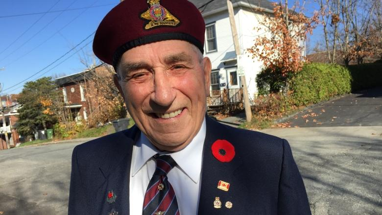 Quebec's Hacksaw Ridge hero: the story of a veteran who followed his conscience