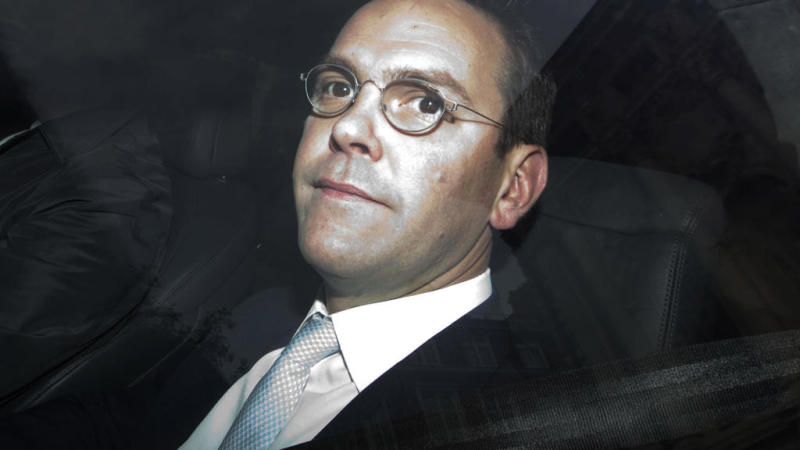 Bowing out of the family media empire, James Murdoch challenges conservative line