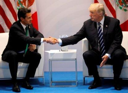 US, Mexico working to set up Trump, Pena Nieto…