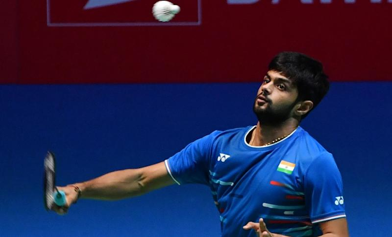 B Sai Praneeth became the first Indian male shuttler in 36 years to win a bronze medal at the World Championships, after Prakash Padukone in 1983. AFP
