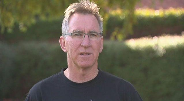 Councillor Kevin Mack has come under fire for warning women not to walk alone at night because it invites predators. Photo: Albury City Council website.