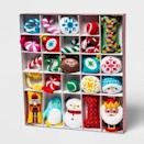 """<p><strong>Wondershop</strong></p><p>target.com</p><p><strong>$50.00</strong></p><p><a href=""""https://www.target.com/p/holiday-advent-calendar-dog-toy-gift-set-24pk-wondershop-8482/-/A-82245757"""" rel=""""nofollow noopener"""" target=""""_blank"""" data-ylk=""""slk:Shop Now"""" class=""""link rapid-noclick-resp"""">Shop Now</a></p><p>If you're a new dog parent and want to grow your pup's toy collection, this advent calendar has you covered. This calendar houses 24 festive toys, ranging from plush candy canes to miniature snowmen.</p>"""