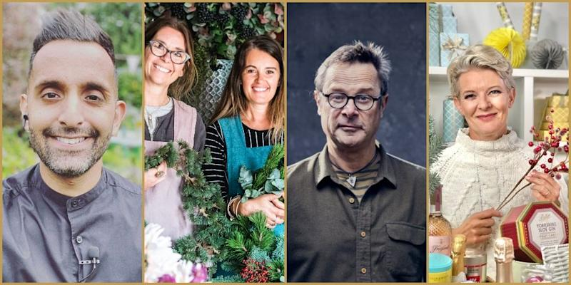 Our Celebrate Christmas line-up is here! Headlined by Hugh Fearnley-Whittingstall