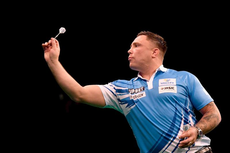 Gerwyn Price (Getty Images)