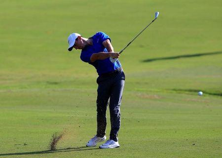 DP World Tour championship - Dubai, UAE - 20/11/16 - Rory McIlroy of Northern Ireland in action.   REUTERS/Ahmed Jadallah