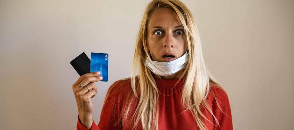 Did your credit score just drop? Blame it on COVID-19