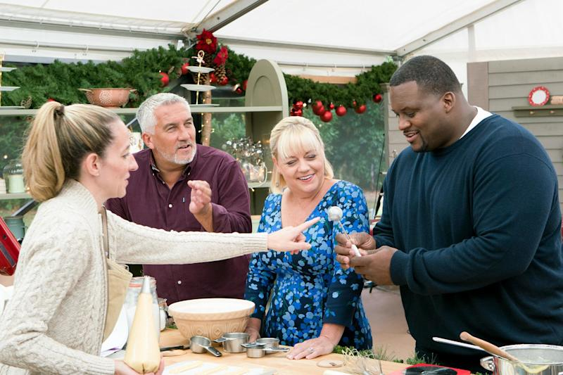 ABC's Great American Baking Show cooking up season 5 holiday edition
