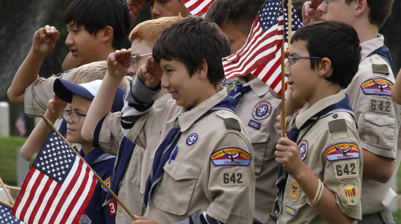 Boy Scouts' New Plan Upsets Girl Scouts