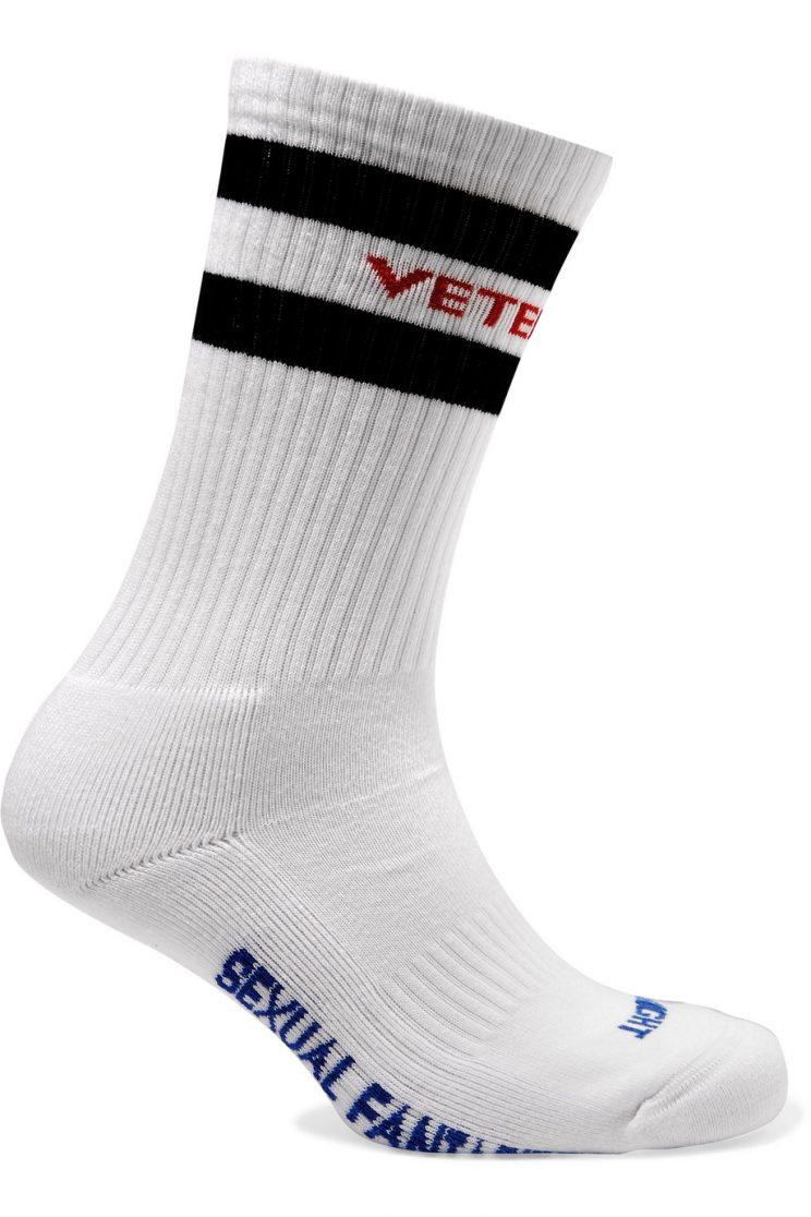 Vetements sock