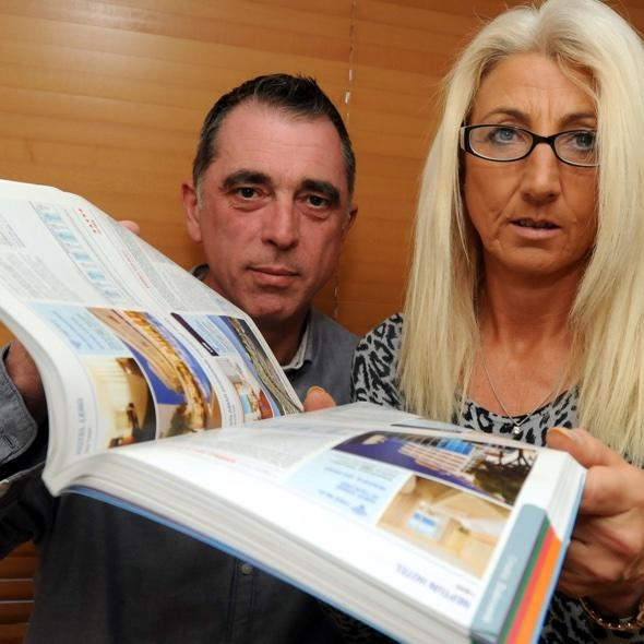 British gran charged £500 to change Thomas Cook holiday destination