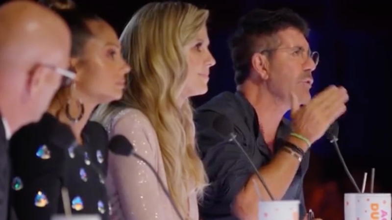 Simon Cowell praises Jack Vidgen on America's Got Talent
