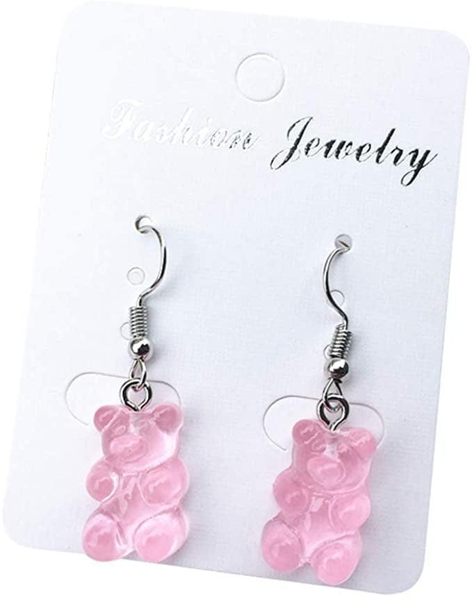 <p>These <span>Mini Gummy Bear Earrings</span> ($3) will bring a smile to your face.</p>