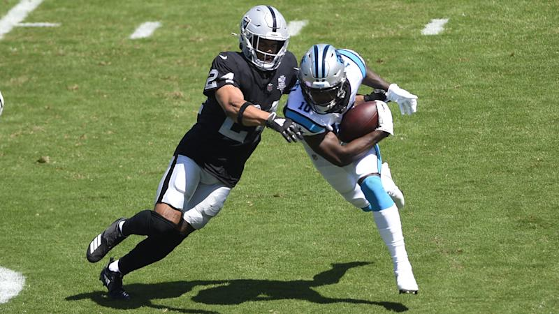 Raiders working with Johnathan Abram to control his aggressive play