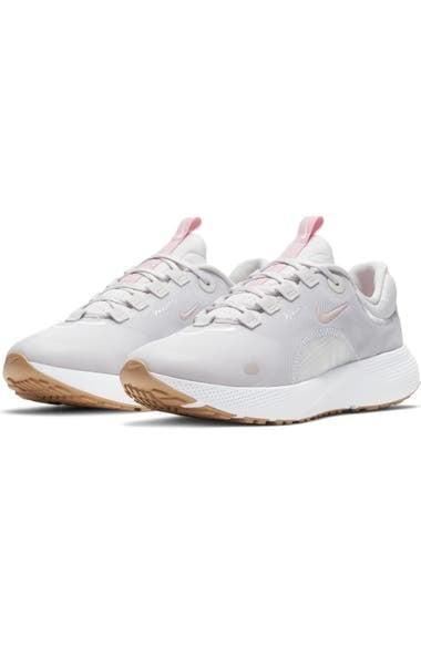 <p>If you're running outdoors on pavement, then the <span>Nike React Escape Run Running Shoe</span> ($100) are a great choice. The cushioned sole is specifically designed for city surfaces.</p>
