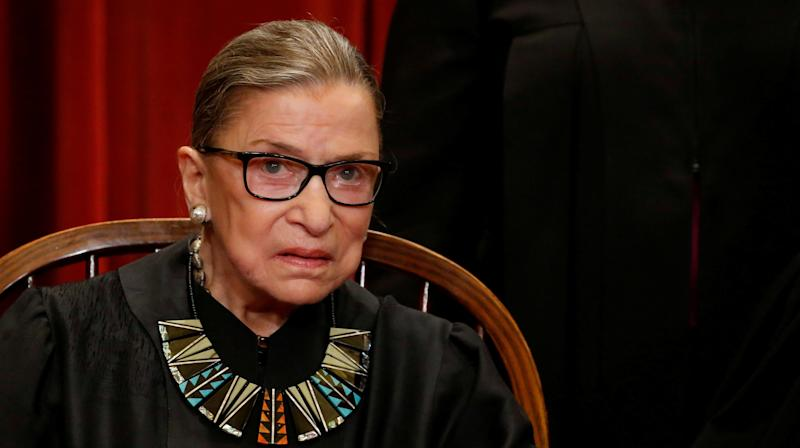 Ruth Bader Ginsburg: Gerrymandering Case May Be Most Important Decision SCOTUS Faces