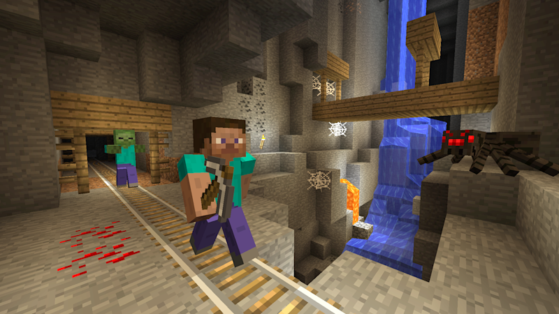 New Minecraft Update Out Now, Fixes