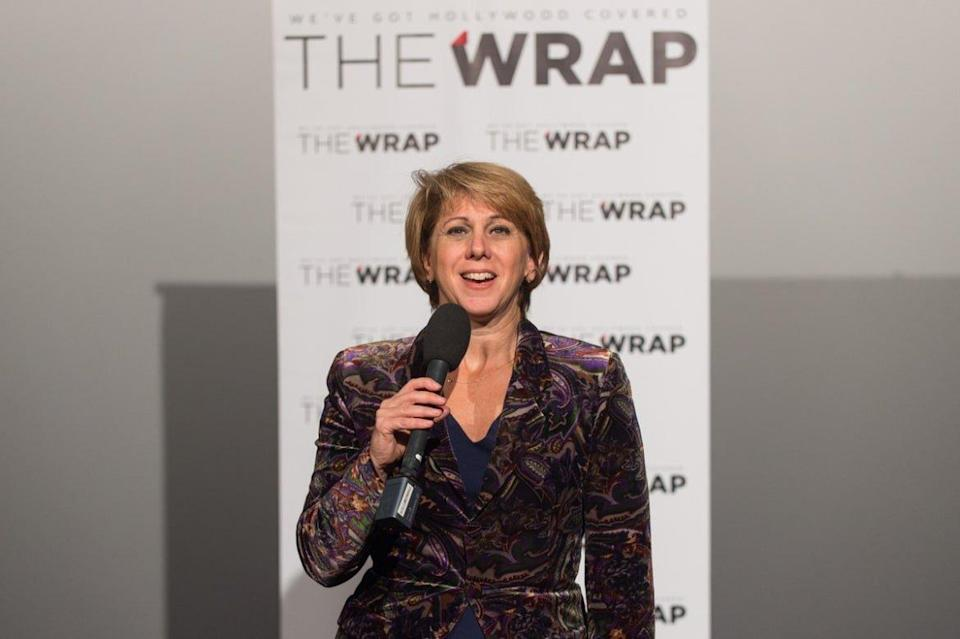 """<div class=""""inline-image__caption""""><p>Founder and CEO, TheWrap, Sharon Waxman attends 'TheWrap's Breaking into the Business Live!' on December 7, 2016 in Alhambra, California. </p></div> <div class=""""inline-image__credit"""">Emma McIntyre/Getty</div>"""
