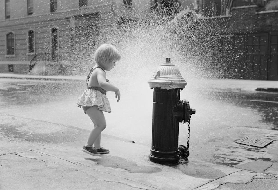 <p> There was a time when officials opened hydrants for kids to cool off in the summer and they knew how to turn the water pressure down lower or put on a sprinkler feature. But that never stopped someone's clever older brother from opening it full force. Aside from wasting water, it had such powerful force it could easily knock down small children. </p>
