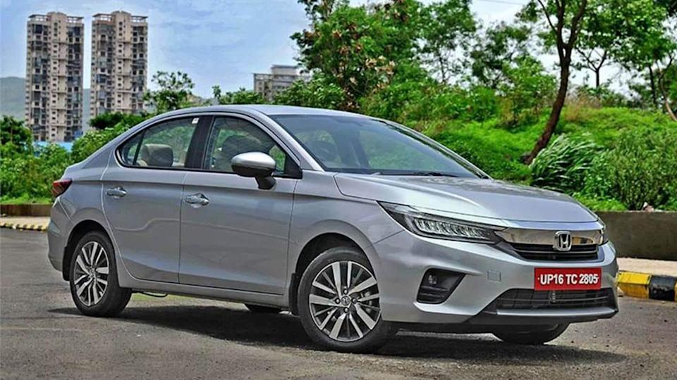 Honda City bags over 21,800 unit sales in 2020