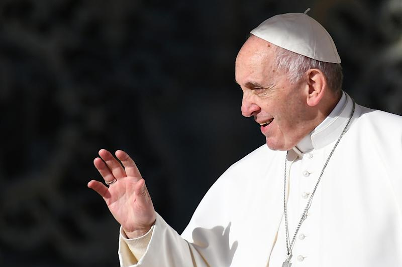 Pope Francis, leader of the Roman Catholic Church, has strongly opposed the move of Israel's US embassy to Jerusalem as announced by US President Donald Trump