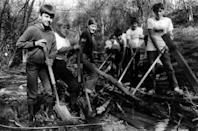 <p>The long Easter weekend is a perfect time to show you care for your community. Take a cue from these Boy Scouts, who used the holiday as an opportunity to clear litter from the woods in 1981.</p>