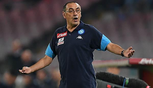 "Champions League: Napoli-Coach Sarri: Guardiola ""ein heiliges Monster"""