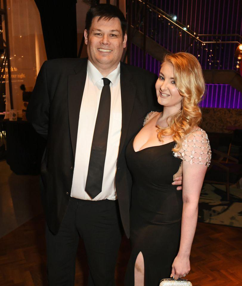 Mark Labbett wife Katie second cousin, cheating drama made headlines