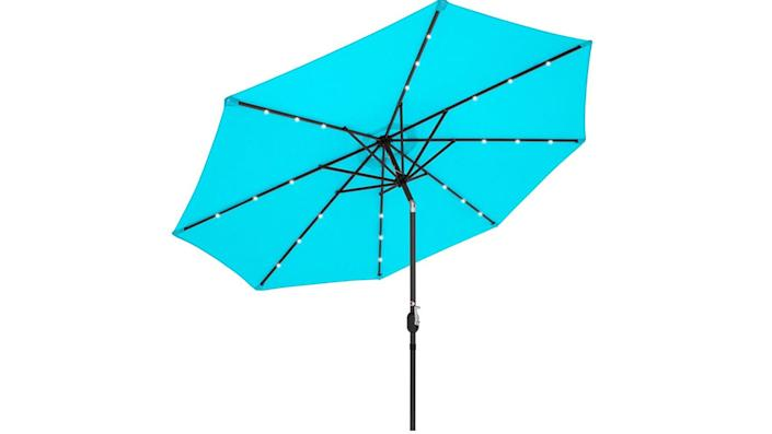 This patio umbrella is a best seller.