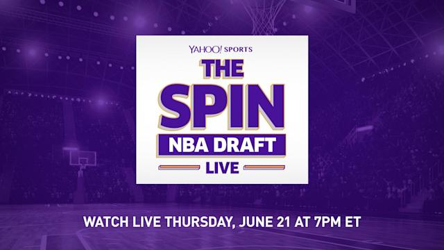 Yahoo Sports provides up-to-the-minute information on all the news surrounding year's NBA Draft.