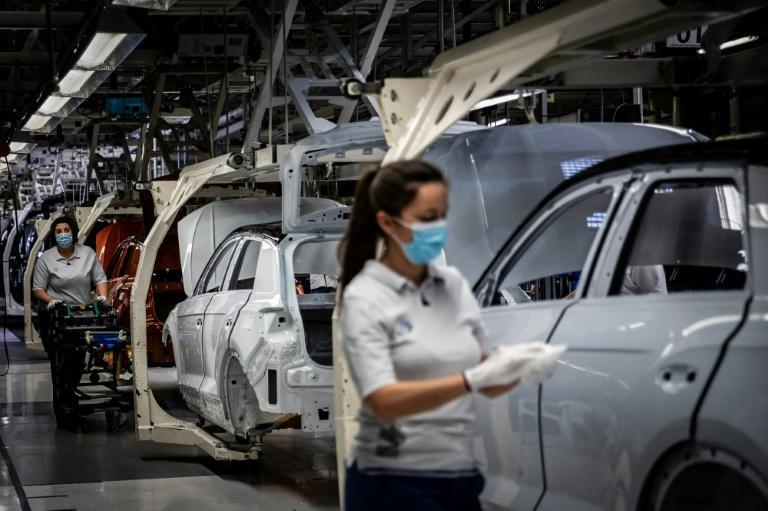 After being forced to slow down production due to Covid-19 last year, carmakers are now being hit by a shortage of silicon chips