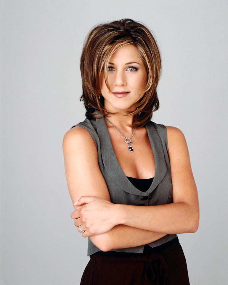 """""""Listen, I told you this. I would do it … the girls would do it, and the boys would do it, I'm sure. Anything can happen!""""  —Aniston, <a href=""""https://www.youtube.com/watch?v=_CKlM8QxZ8E"""">on</a><em>Ellen</em> in 2019"""