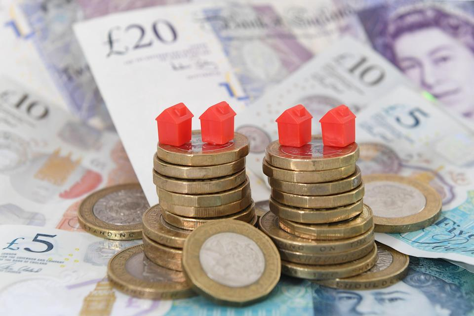 <p>Leaving the EU with a successful trade deal probably won't have a short-term negative impact on UK house prices</p> (PA)